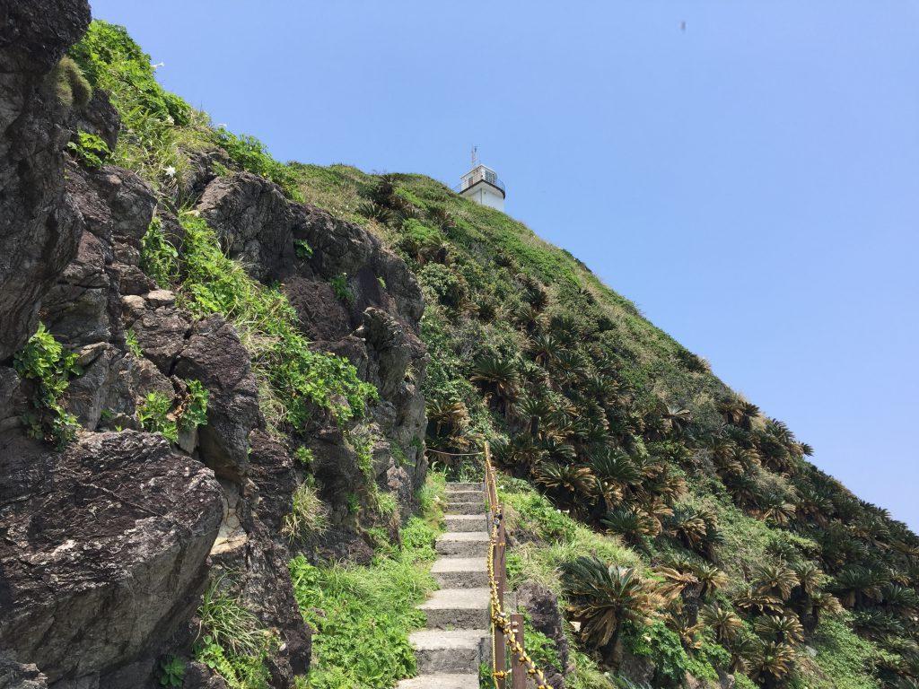 笠利崎灯台2
