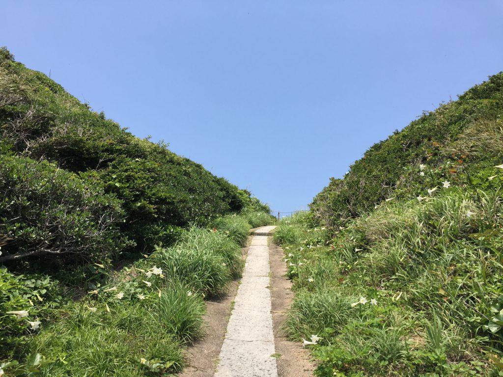 笠利崎灯台3