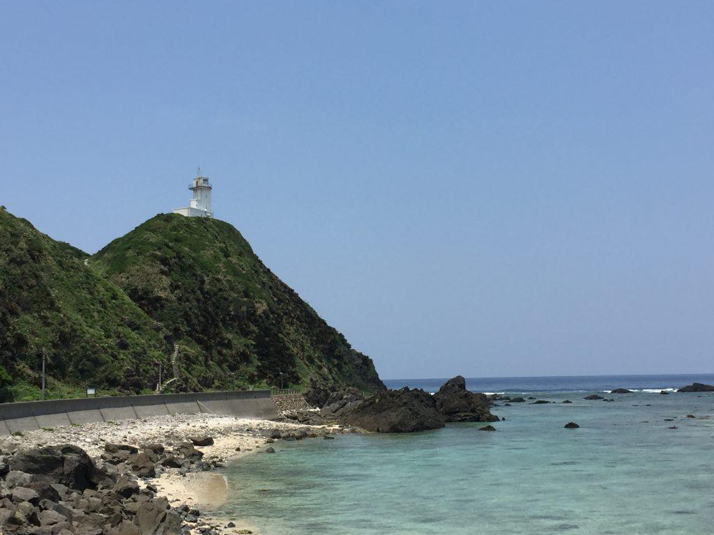 笠利崎灯台1