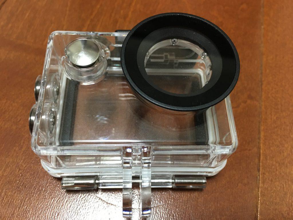 MUSON(ムソン)アクションカメラMC2のハウジング