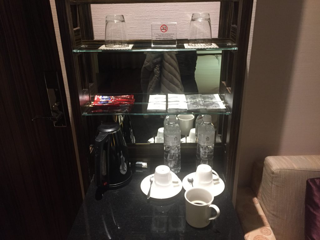 シティスイーツ(城市商旅 南東館)のお茶など