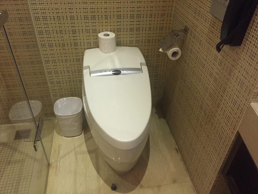 シティスイーツ(城市商旅 南東館)のトイレ