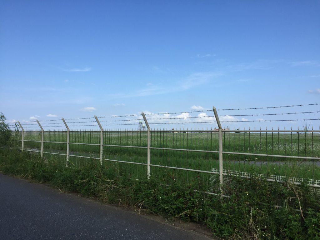 宮古空港への道2