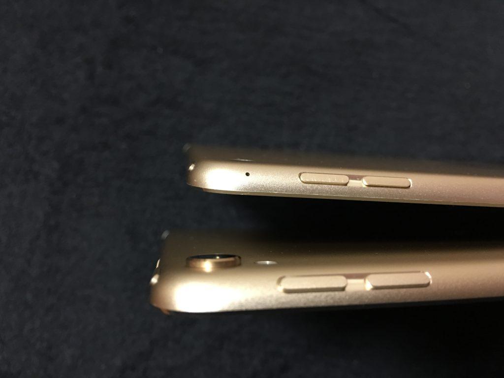 iPad Pro 10.5インチとiPad Air 2の比較3