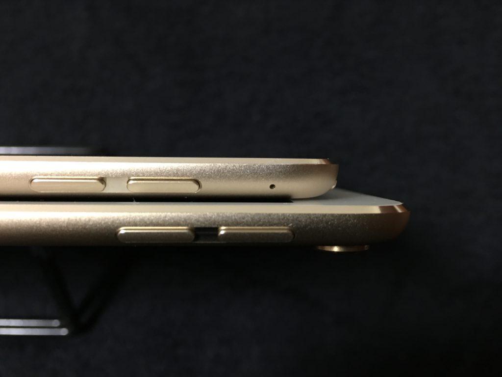 iPad Pro 10.5インチとiPad Air 2の比較6