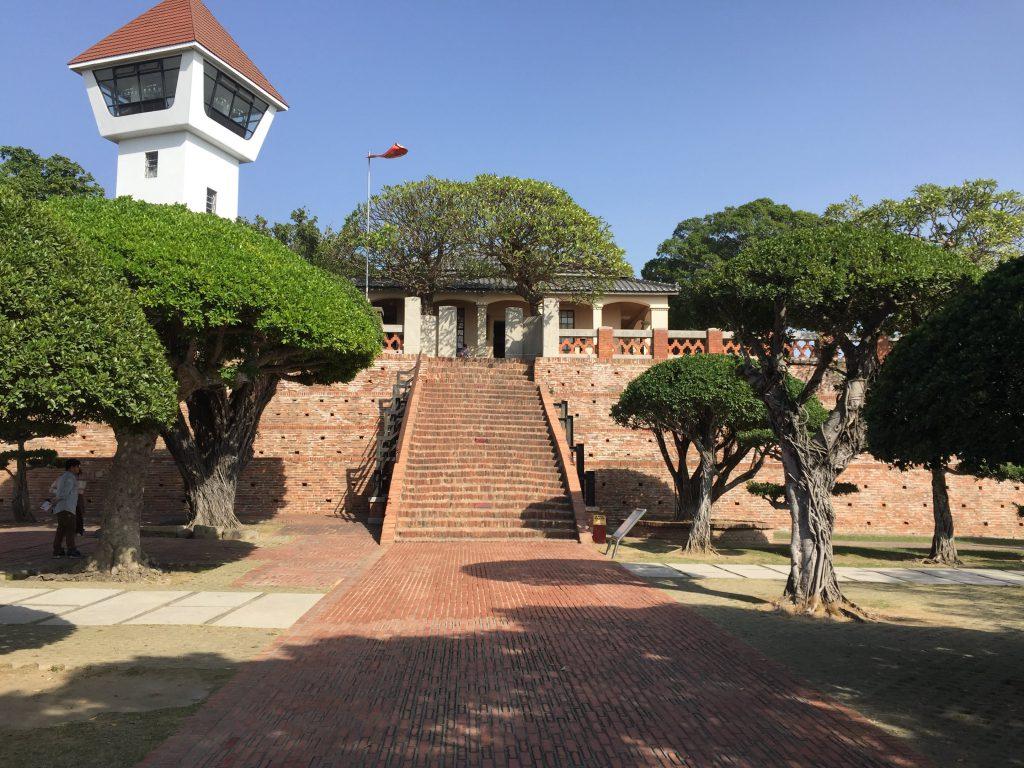 安平古堡1