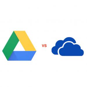 GoogleドライブとOneDriveを利用者目線で使い勝手を比較