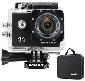 WIMIUS Wifi 4K(30FPS) アクションカム