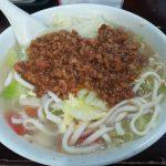 西門の龍記搶鍋麺で台湾の麺料理の新境地を開拓
