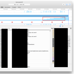 XcodeのInstrumentsを使ったiphoneアプリのメモリリーク対策