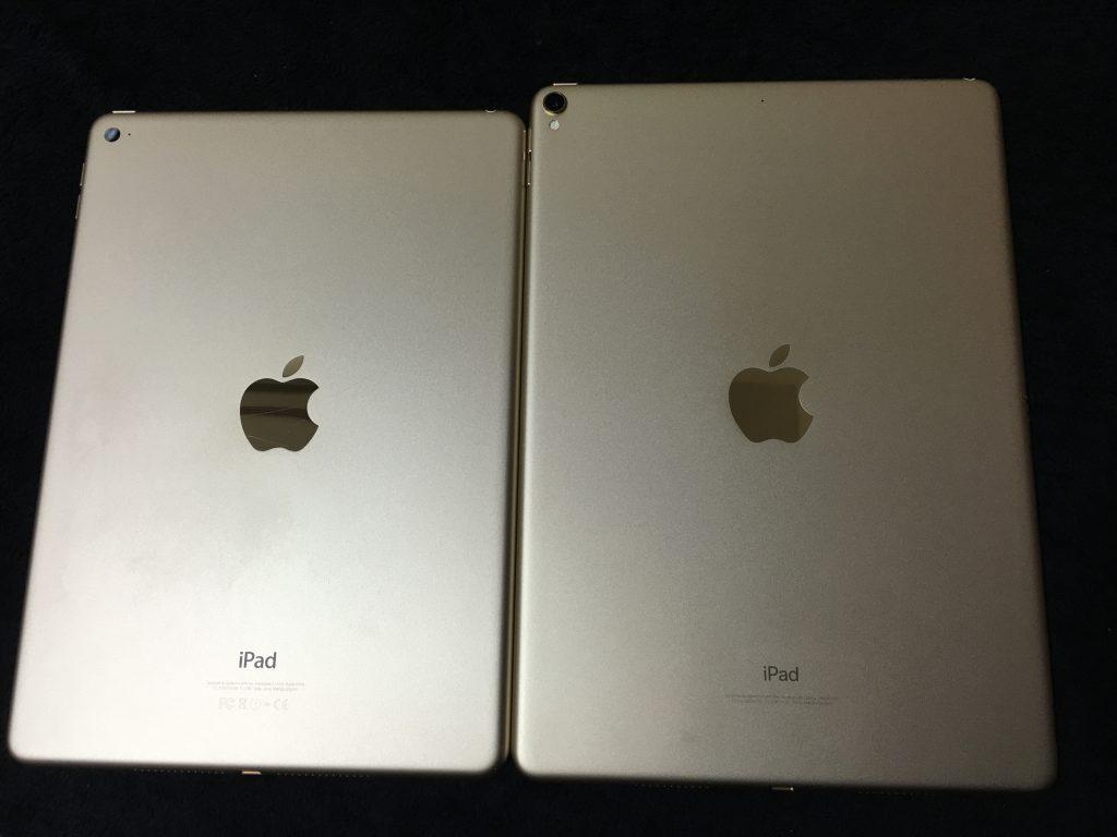 iPad Pro 10.5インチとiPad Air 2の比較4
