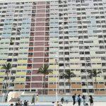 虹色団地の彩虹邨は香港のフォトジェニックなスポットだった