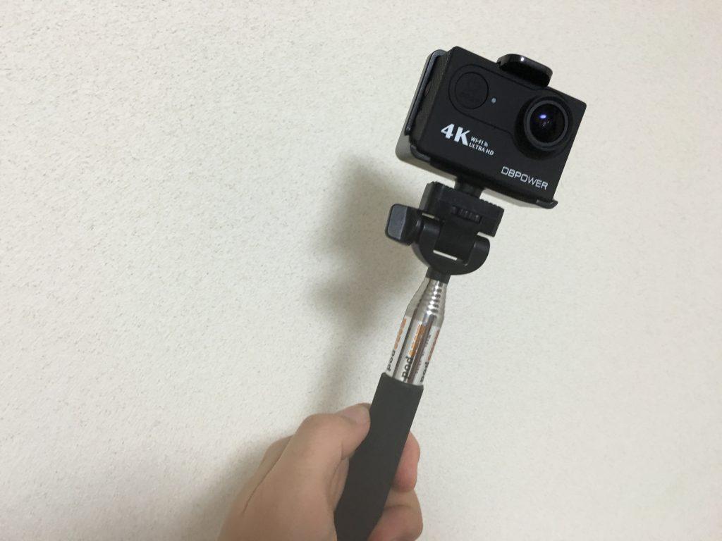 DBPOWER 4K WIFI アクションカメラ14