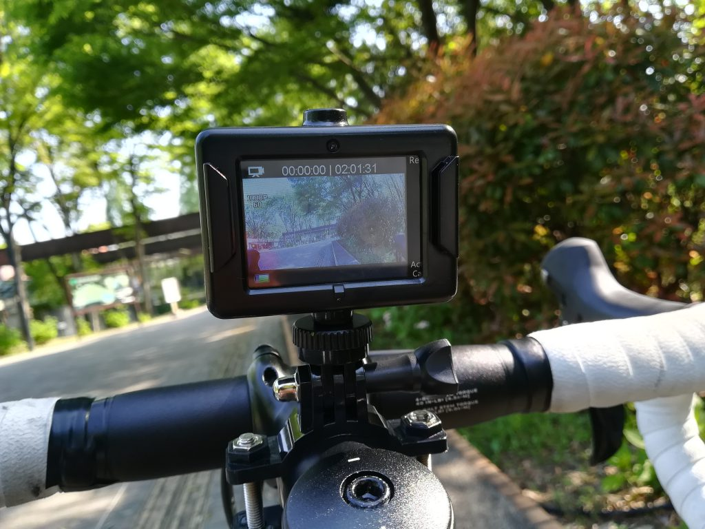 DBPOWER 4K WIFI アクションカメラ7
