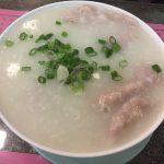 羅富記粥麺專家の粥は香港に行くたびに食べてしまう一品