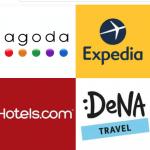 おすすめのホテル予約サイトを年間10回は利用するトラベラーが比較してみた