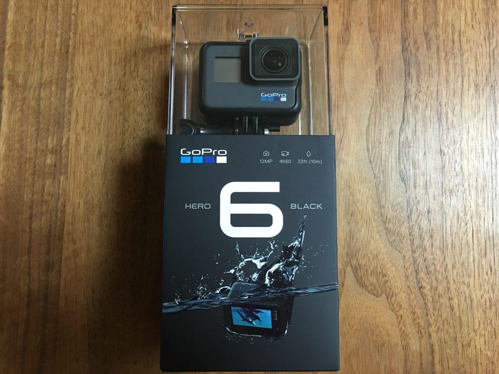 GoPro HERO6の13
