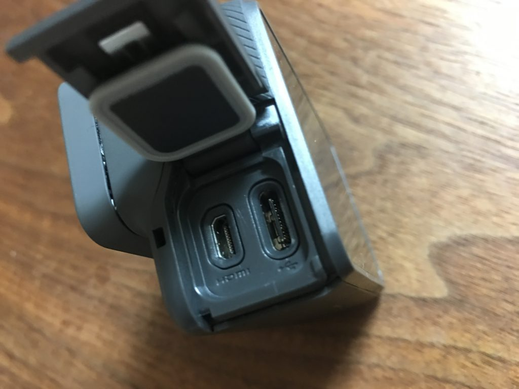 GoPro HERO6の16
