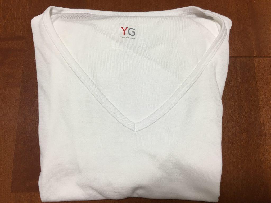 (グンゼ) GUNZE インナーシャツ YG DRY&DEOシリーズ Vネック半袖2