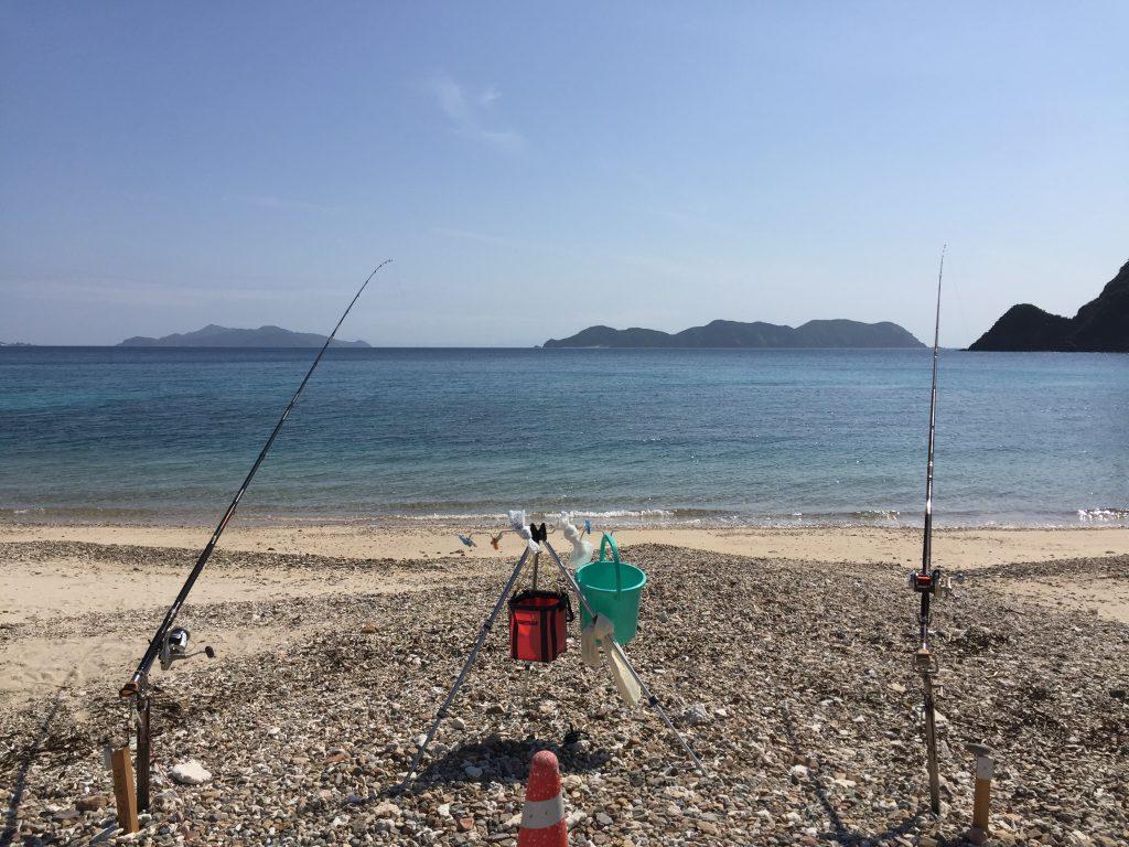 加計呂麻島の南側6