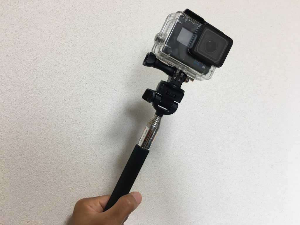 DECADE GoPro HERO 6 5HERO(2018)防水ハウジングケースの1