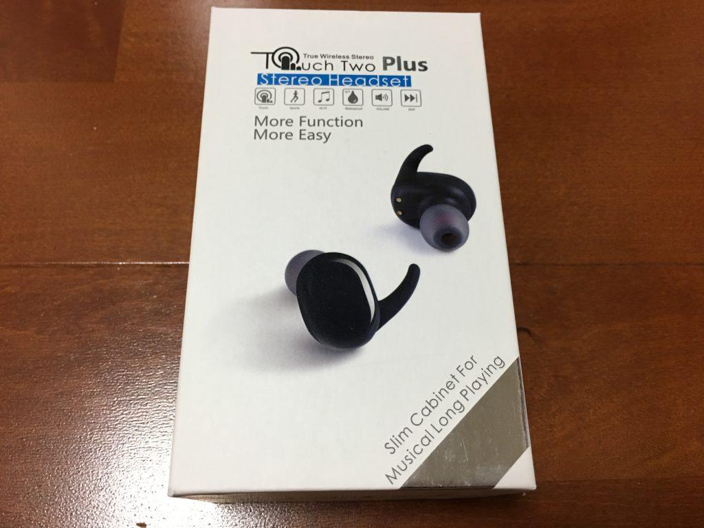 AIKAQI Bluetooth イヤホン 音量調整 完全 ワイヤレス イヤホン HIFI高音質 ブルートゥース イヤホン1