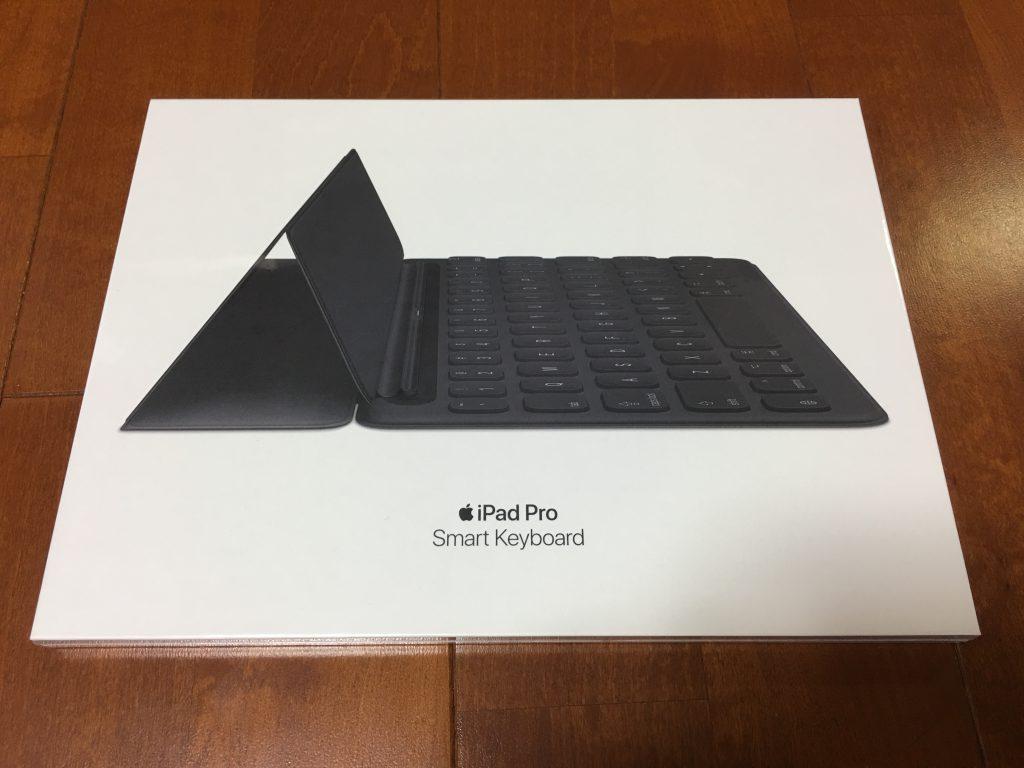 Apple 10.5インチiPad Pro用 スマートキーボード1