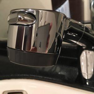 洗面所の水漏れで水栓ヘッドとホース(MYMのFM(FA)240)を交換