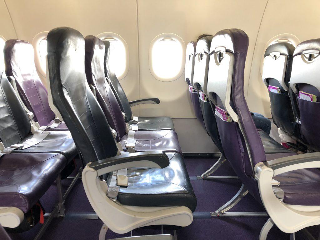関西空港から釧路空港までの搭乗記4