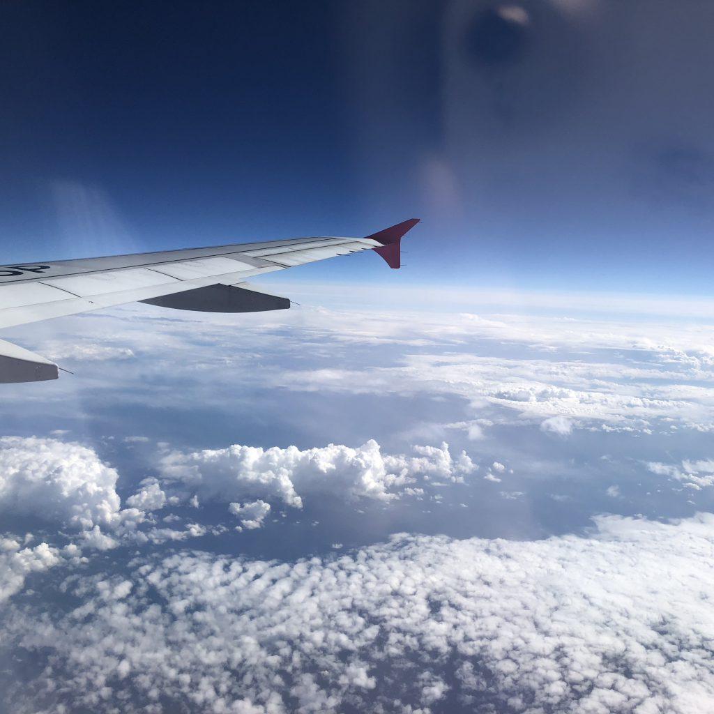 関西空港から釧路空港までの搭乗記6