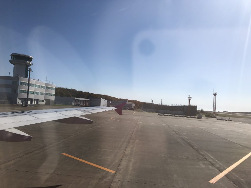 関西空港から釧路空港までの搭乗記8