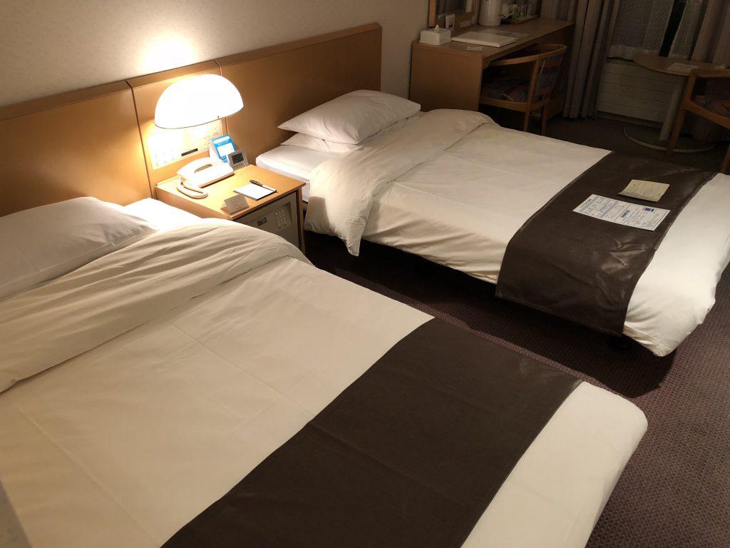 釧路プリンスホテル1