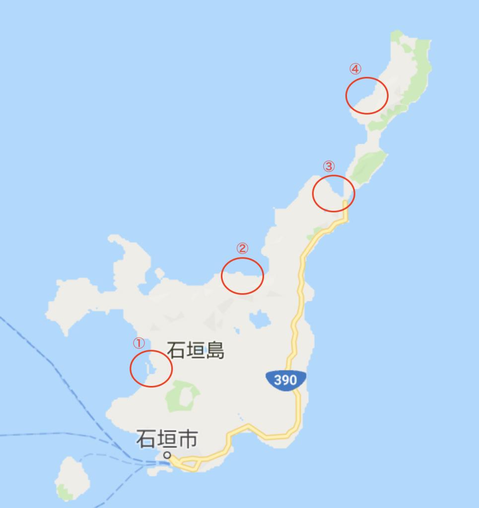 石垣島でのルアー釣り1