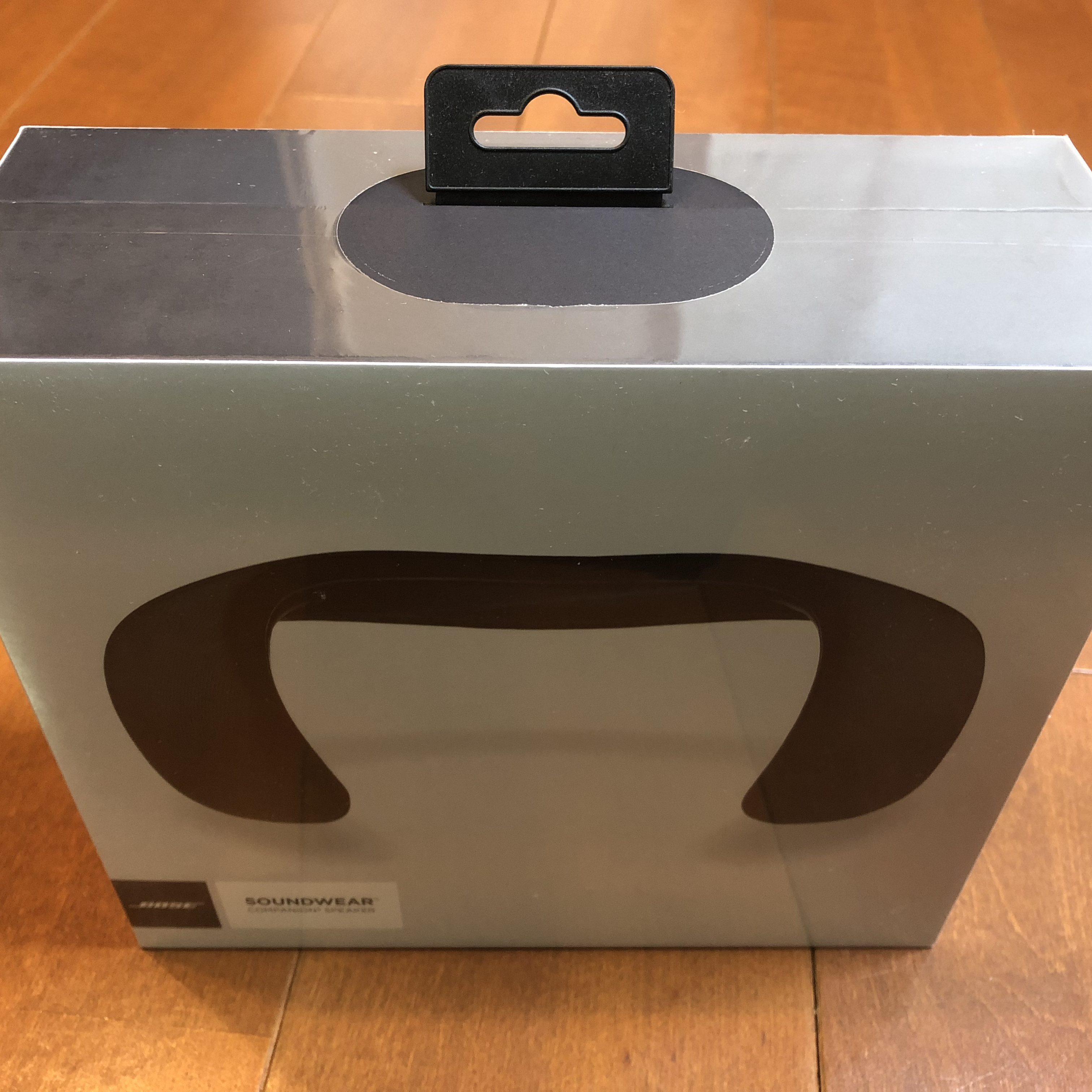 BoseのSoundWear Companion speaker1