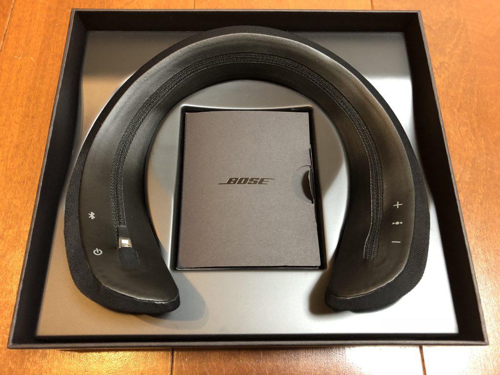 BoseのSoundWear Companion speaker2