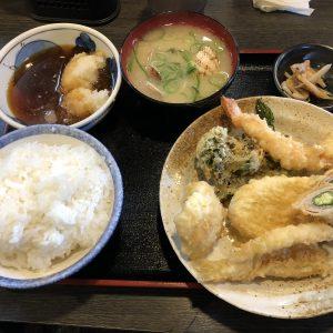 「天ぷら 大吉 なんば店」で激ウマ天ぷらに出会う