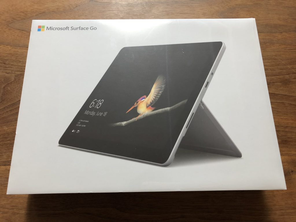 Surface Goの表