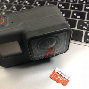 GoPro7におすすめできるSDカード「Samsung microSDカード128GB EVOPlus Class10 UHS-I U3対応 」