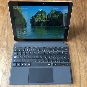 【レビュー】Surface Goは持ち運びに最適な最強モバイルノートだった