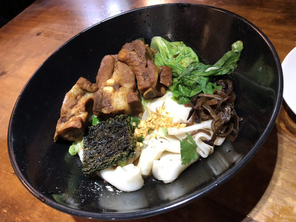 有縁小敍のビャンビャン麺