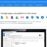 Google Apps Scriptのトップページ1