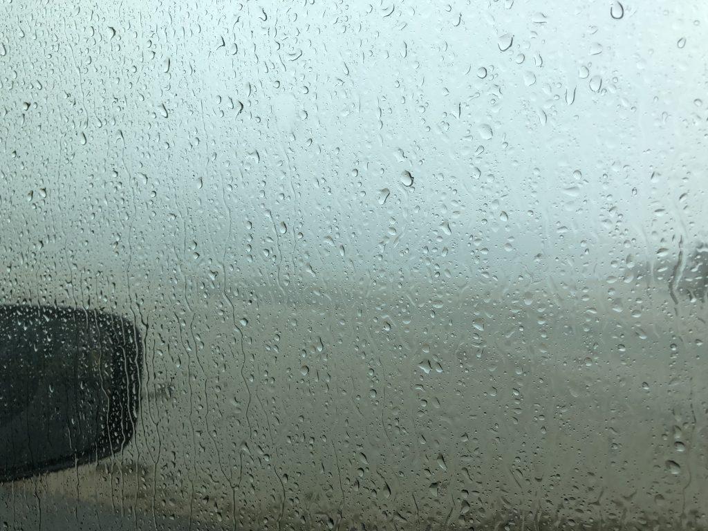 奄美大島の釣り旅行記【2019年4月】視界最悪の大雨