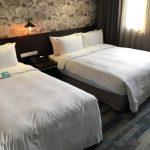 高雄旅行記6日間の1~2日目【2019年5月】高雄のカンホテルの室内