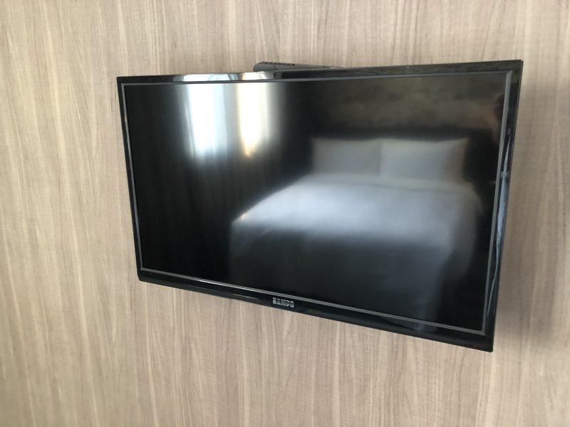 高雄のカンホテルの室内1