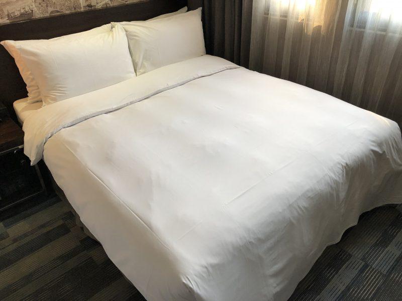 高雄のカンホテルの室内4