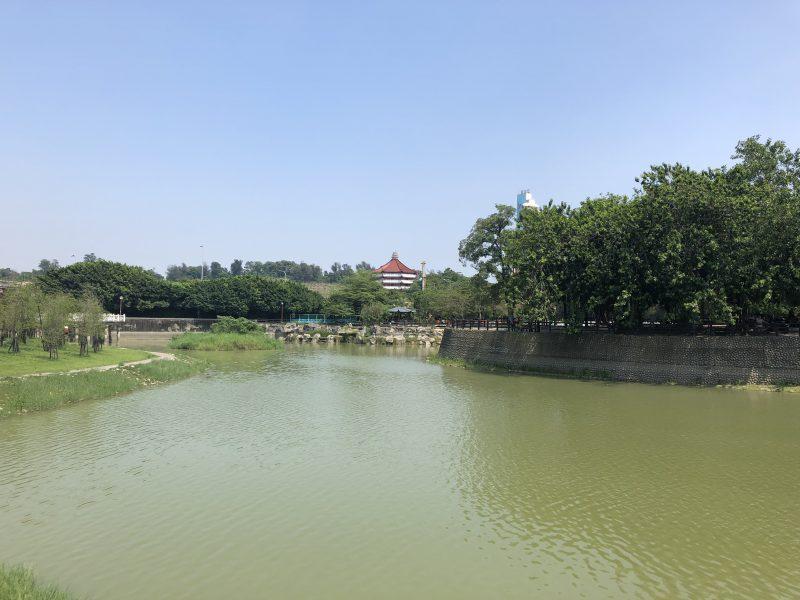 高雄旅行記6日間の3~4日目【2019年5月】金獅湖4