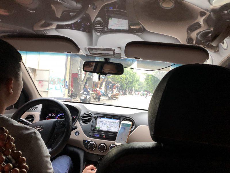 ベトナムのハノイ旅行記4日間の1〜2日目【2019年6月】ハノイのタクシー