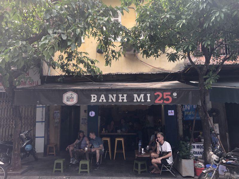 ベトナムのハノイ旅行記4日間の1〜2日目【2019年6月】ハノイのバインミー25