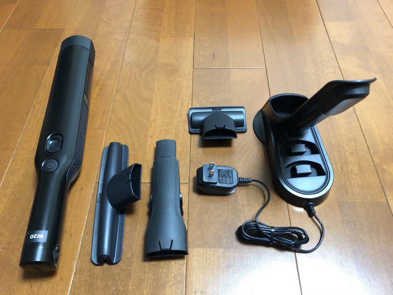 Shark EVOPOWER W30 充電式ハンディクリーナー4