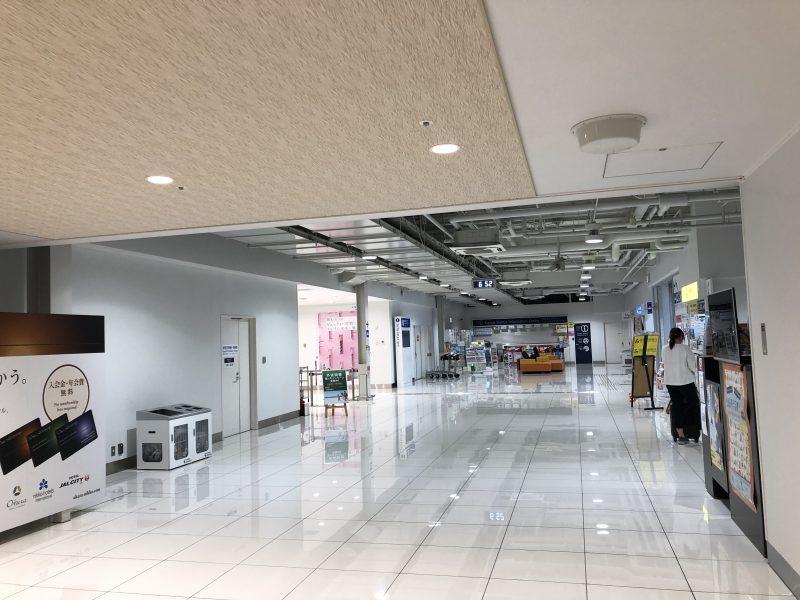 関西国際空港の第二ターミナル